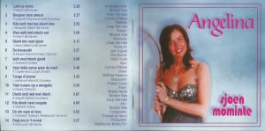 sjoen mominte – angelina cover 2006